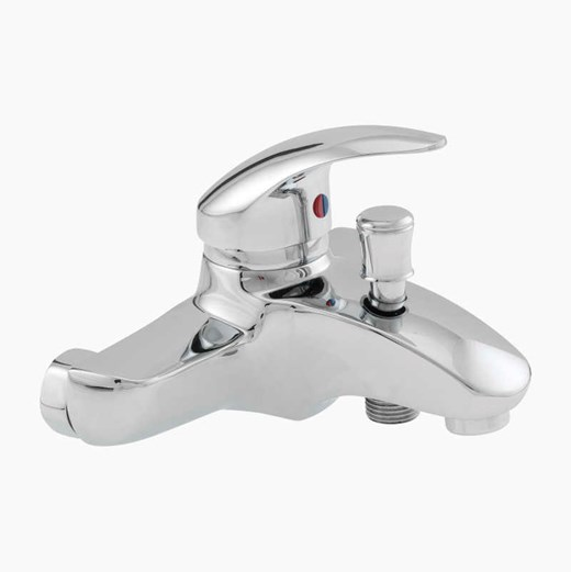 Bath mixer taps