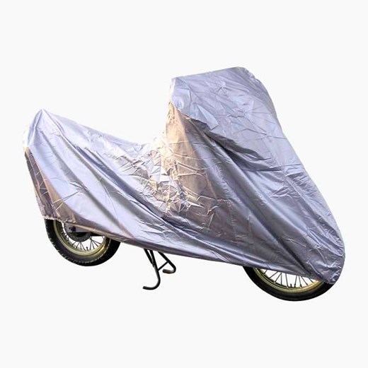 Covers for motorcycles