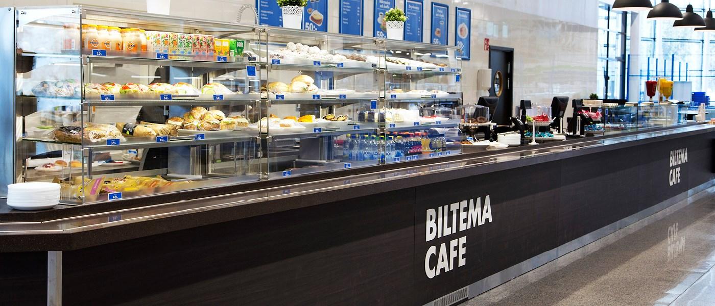 Underbar Biltema Café - Biltema.se UA-84